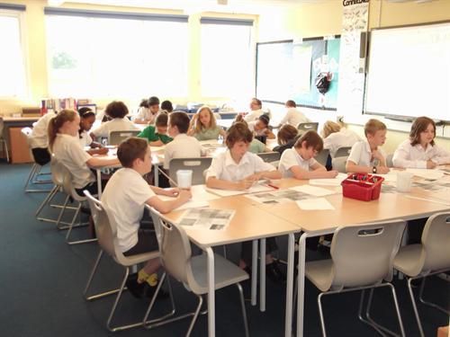 Classroom Curriculum Design ~ Handsworth primary school